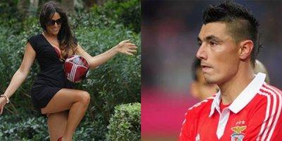 Futbolçu baş məşqçisinin sevgilisi ilə yaxalandı - FOTOLAR