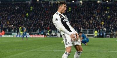 Ronaldonun Simeoneyə cavabı ağır oldu - FOTO/VİDEO