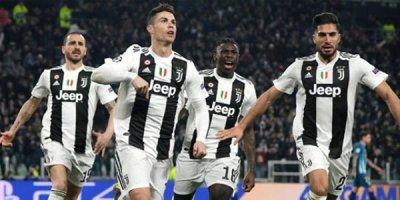 Ronaldo vurdu,