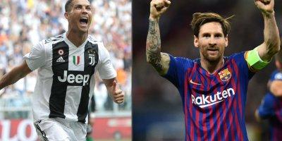 Messi Ronaldoya tərif yağdırdı: