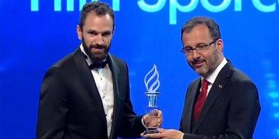 Ramil Quliyev Türkiyədə ilin idmançısı seçildi