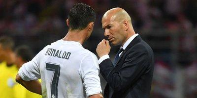 Zinəddin Zidandan Ronaldo etirafı