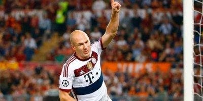 Robben 200-ə çatdı