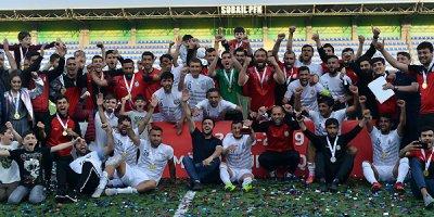 Vüqar qol vurdu, Region Liqasının qalibi