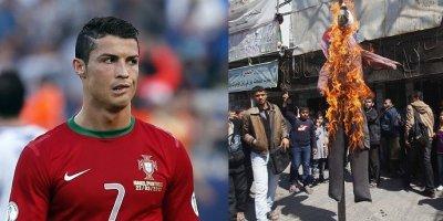 Ronaldo iftar üçün milyon yarım verdi