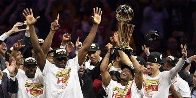 Kanada klubu tarixində ilk dəfə NBA çempionu oldu