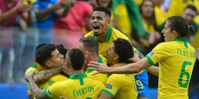 Braziliyanın darmadağını - VİDEO