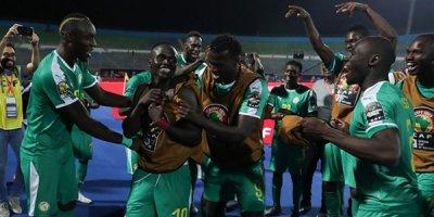 Afrika Millətlər Kubokunda finalçılar müəyyənləşdi - VİDEO