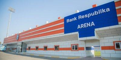 """""""Sabah""""ın """"Bank Respublika Arena"""" adlanacaq"""