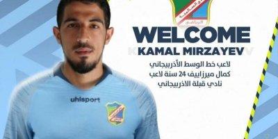 Azərbaycanlı futbolçu rəsmən Küveyt klubunda