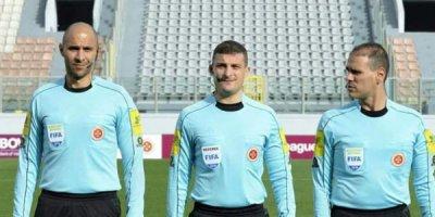 Uels - Azərbaycan oyununa təyinatlar açıqlandı