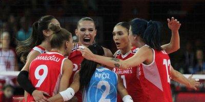 Türkiyə Avropa çempionatının finalında