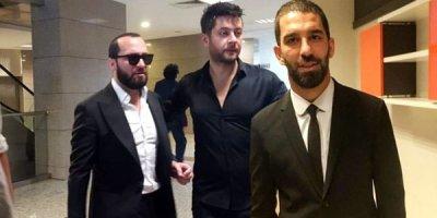 Arda Turana 2 il 8 ay həbs cəzası - ŞOK