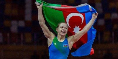 Mariya Stadnik olimpiadaya lisenziya qazandı