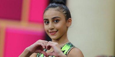 Azərbaycan gimnastı olimpiadaya lisenziya qazandı