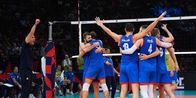 Serbiya Avropa çempionu oldu