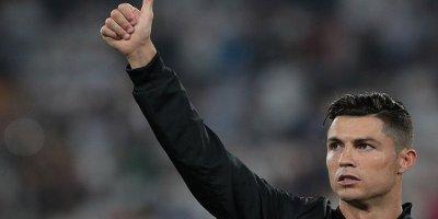 Kriştiano Ronaldodan nadir uğur - VİDEO