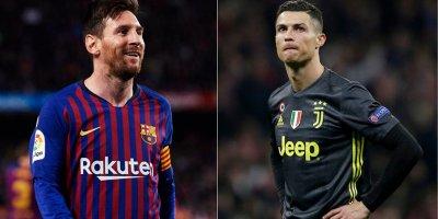 Messidən Ronaldoya cavab: