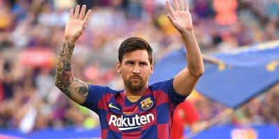 Messi Ronaldonun rekordunu təkrarladı