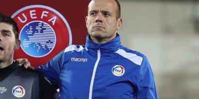 Andorra millisinin üzvü futbol tarixinə düşdü