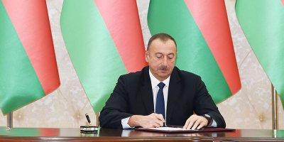 Prezident stadionun yenidən qurulmasına 5 milyon manat ayırdı