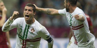 Ronaldo ən yaxşı seçildi