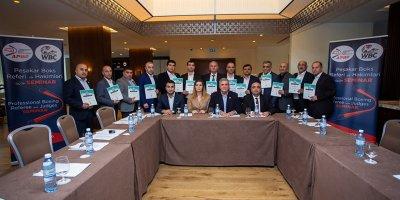 Azərbaycan Peşəkar Boks Federasiyası ölkədə ilk dəfə WBC ilə təlimlər təşkil edib - FOTO/VİDEO