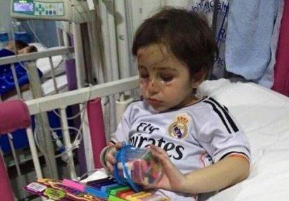 Ronaldo Heydərlə görüşdü, dünya ağladı - VİDEO