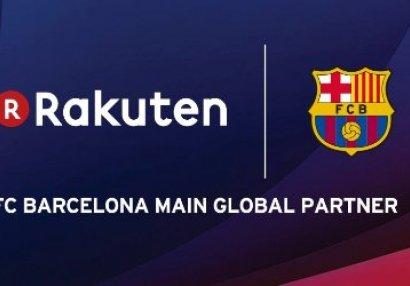 """Barselona""ya 220 milyonluq sponsor - FOTO"