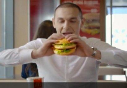Hamburger yeyənlərin cəzası