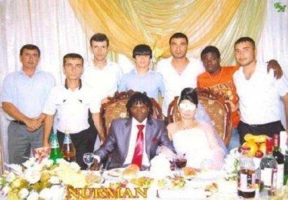 Nigeriyalı futbolçu Bakıda azərbaycanlı arvadını vəhşicəsinə döydü