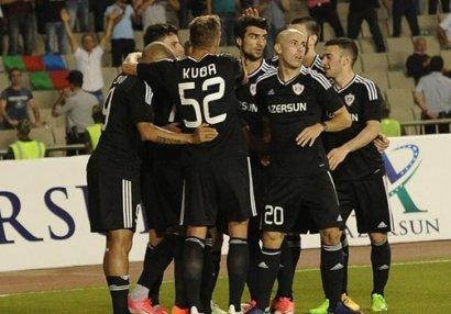 """""""Qarabağ"""" səfərdə də qələbəyə sevindi - ÇL"""