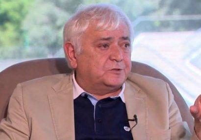 Aqil Abbas Roman Qriqorçuka məktub yazdı