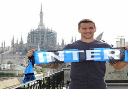 """Milan """"İnter""""i yeni transferini açıqladı- FOTO"""