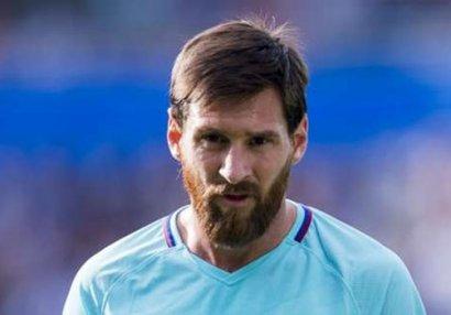 """""""Barselona""""dan Messi açıqlaması: qalır, ya gedir?"""