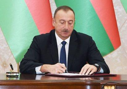 Prezident iki dünya çempionumuzla bağlı sərəncam imzaladı