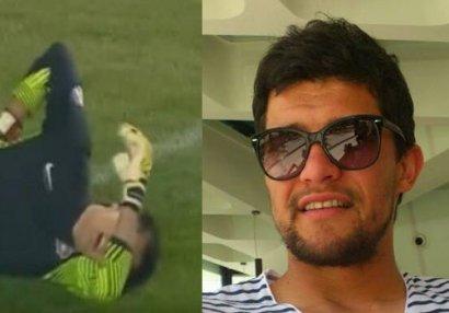 Futbolçu meydançada güllələnərək öldürüldü