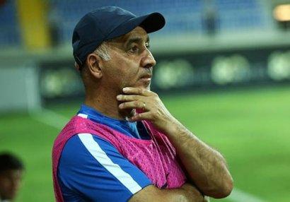 """Şahin Diniyev: """"Gərək oyun olsun ki, futboldan danışasan"""""""