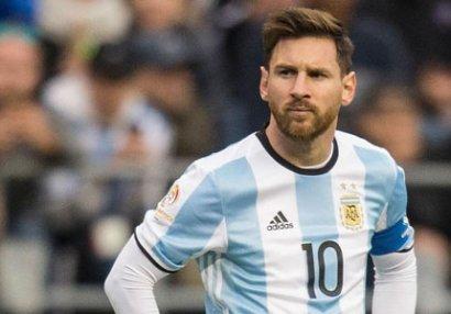 Messi ilə bağlı şok iddia