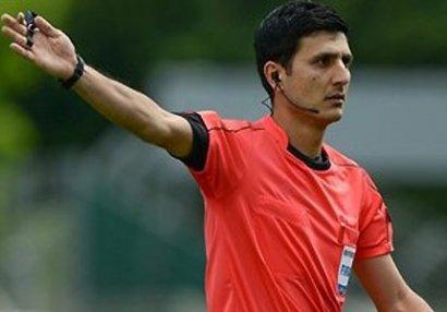 Azərbaycanın 2018-ci il üçün FIFA referiləri açıqlandı