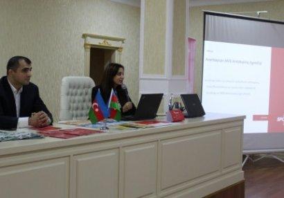 AMADA və AAAF-ın birgə anti-dopinq seminarı keçirilib - FOTO/VİDEO