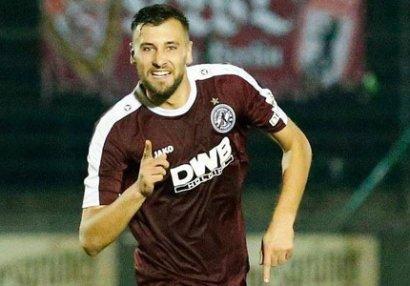 Azərbaycanlı futbolçuya 3 Bundesliqa klubundan təklif