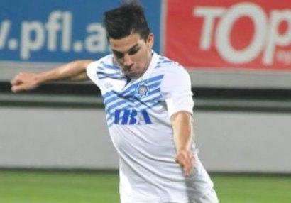 Bu futbolçu 4-cü dəfə Azərbaycan klubuna transfer olundu