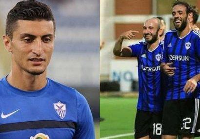 Qurban Qurbanov iki futbolçunu cəzalandırdı