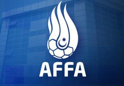 AFFA 5 komandaya texniki məğlubiyyət verdi, 1-ini çempionatdan çıxartdı