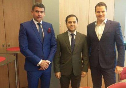 Elxan Əsədova Dünya Minifutbol Federasiyasında vəzifə verilib