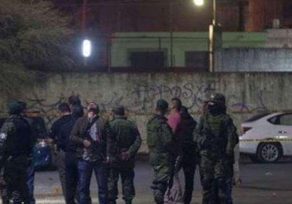 Meksika qarışdı: 14 azarkeş qətlə yetirildi