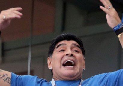 Maradona təkzib etdi:
