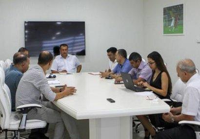 Futzal Federasiyasının vitse-prezidenti işdən çıxarıldı