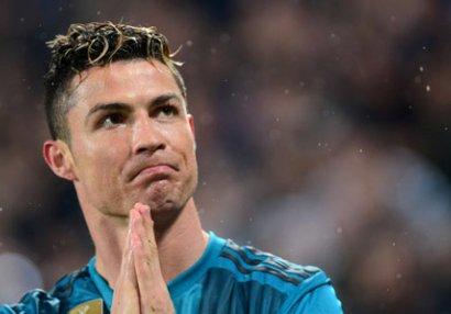 Ronaldo İtaliyanı qarışdırdı - tətil başlayır